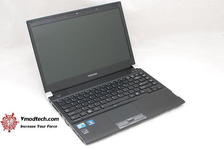 4 Review : Toshiba Portege R700