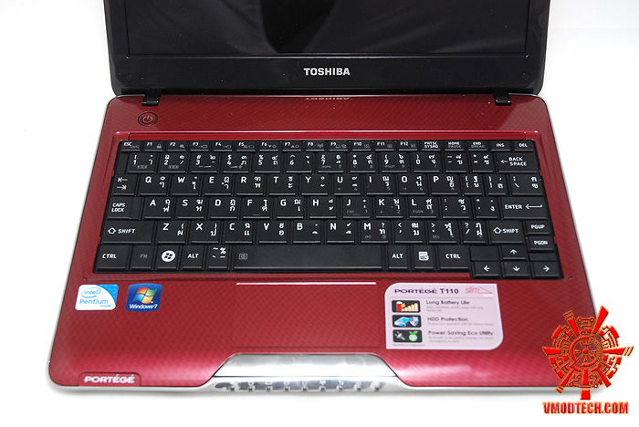 6 Review : Toshiba Portege T110 notebook