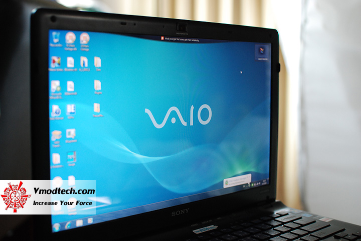 19 Review : Sony VAIO CW26FH ขุมพลัง Intel Core i5