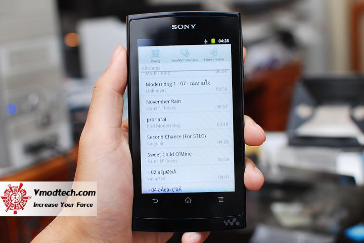 Review Sony Walkman Z Series Z1050 Walkman
