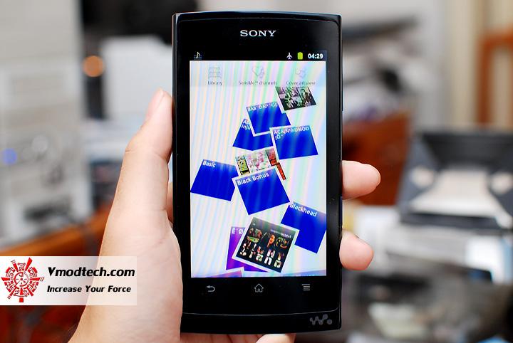 1 Review Sony Walkman Z Series Z1050
