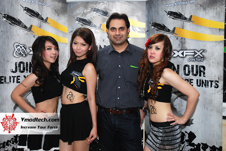1 XFX Play Hard event in Thailand !