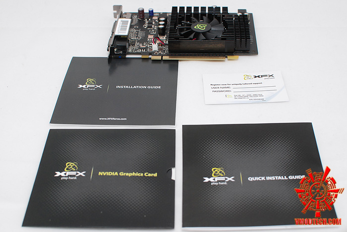 7 Review : XFX nVidia Geforce GT220 1gb