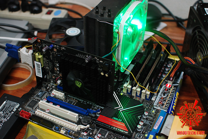 8 Review : XFX nVidia Geforce GT220 1gb