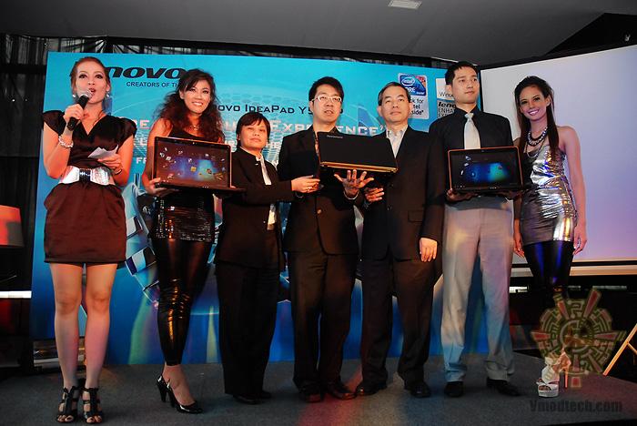 1 เปิดตัว : Lenovo IDEAPAD Y550p ที่มากับ Core i7 Mobile !