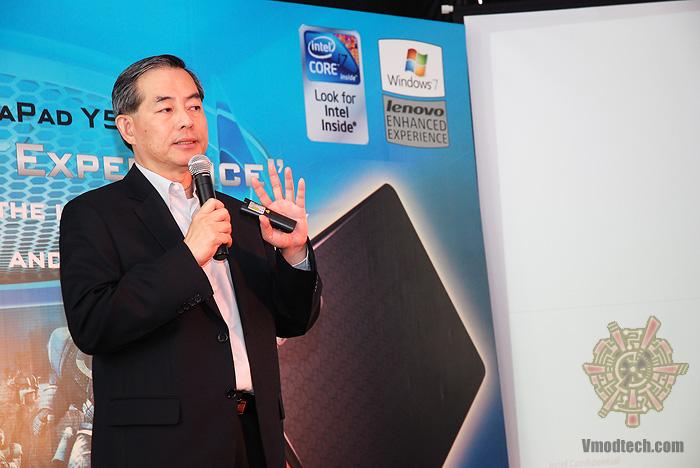 3 เปิดตัว : Lenovo IDEAPAD Y550p ที่มากับ Core i7 Mobile !