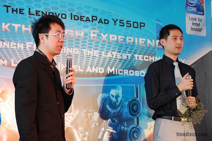 4 เปิดตัว : Lenovo IDEAPAD Y550p ที่มากับ Core i7 Mobile !